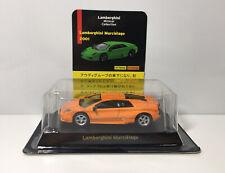 Kyosho 1/64 Lamborghini Murcielago Diecast Car Model Orange