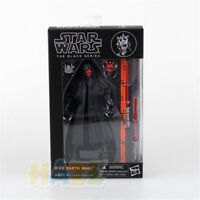 Classic Movie Star Wars Darth Maul 17cm PVC Action Figure Model Toy In Box Gifts