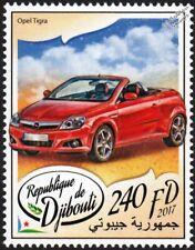 OPEL TIGRA (Vauxhall) Corsa Convertible Sports Car Automobile Stamp