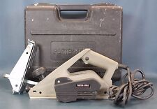 PORTER-CABLE MODEL No. 125, HANDHELD POWER PLANER KIT WITH CASE
