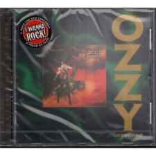 Ozzy Osbourne ‎CD The Ultimate Sin / Epic Sigillato 5099748168023