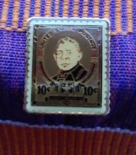 SALE!!! Genuine Original U.S.P.O. Booker T. Washington Black Heritage Stamp Pins