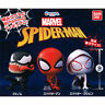 Marvel CapChara Spider-Man Mini Figure Collection Venom Spider-Gwen