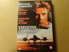 DVD / EXECUTIVE COMMAND ( MICHAEL DUDIKOFF, PAUL WINFIELD, RICHARD NORTON )