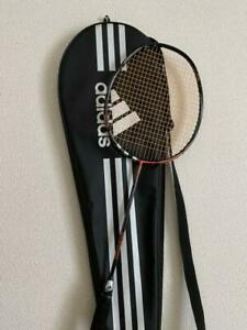 Adidas Badminton Racket Addy Power Pro With Case