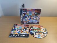PLAYSTATION 1 - PS1 - DISNEYS MAGICAL TETRIS CHALLENGE - COMPLETE WITH MANUAL