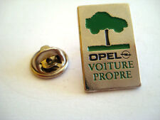 PINS OPEL VOITURE PROPRE