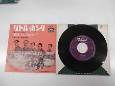 "CAPITOL RECORDS THE BEACH BOYS ""LITTLE HONDA"" 7"" VINYL  JAPAN PRESSING"
