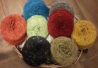 Aran ! 100g 100% Wool  Aran Tweed Yarn spun in Ireland by Donegal Yarns