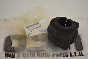 Chevrolet Traverse Buick Enclave Front Stabilizer Shaft Insulator 29mm new OEM