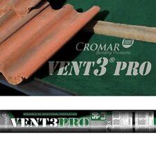 CROMAR Breathable Membrane VENT 3 PRO 1m x 50m / 25m Roofing Felt Under Tile