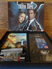 THE X FILES VIDEO TRIVIA GAME SEALED CONTENTS VHS VINTAGE X-FILES BOARD GAME