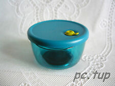 Crystalplus bleu turquoise Magnet mini Tupperware (pas porte-clés, not keychain)