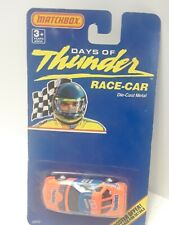 1:64 Matchbox Days of Thunder Diecast Race Car #18 1990 Hardee's Russ Wheeler