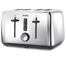 Breville ITT913 Outline Collektion 4 Scheiben Toaster 2000W in Edelstahloptik