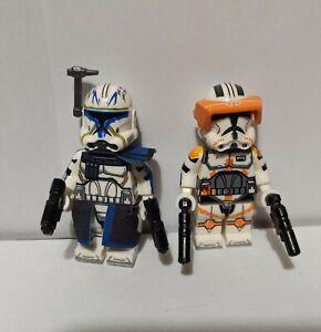Full Body Printing CAC Lego Custom JANGO FETT Classic Mandalorian Minifig