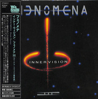 PHENOMENA-PHENOMENA III INNERVISION-JAPAN MINI LP CD BONUS TRACK F83