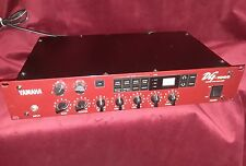 Yamaha DG1000 Guitar rack Preamp Processor programmable midi dg 1000