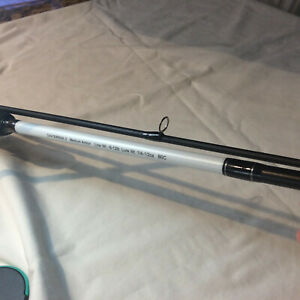 "Fishing Rods-   NEW LEW'S American Hero 6'6"" med. spin rod"