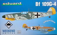 Eduard 1/48 EDK84149 Messerschmitt Bf109G-4 Weekend Edition