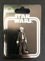 2019 Star Wars Celebration Chicago - OLD HAN SOLO VARIANT - CHASE Mystery Pin