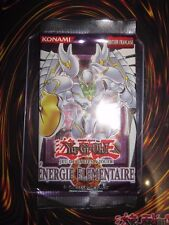 YU-GI-OH! INTROUVABLE BOOSTER 9 CARTES ENERGIE ELEMENTAIRE NEUF FRANCAIS SCELLE