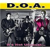 D.O.A. - It's Not Unusual...But It Sure Is Ugly! (Parental Advisory) [PA] (1993)