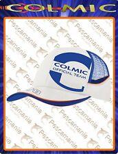 Cappello Colmic BIANCO con rete Official Team
