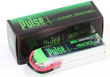 PULSE 4100mAh 14.8V 35C 4S Lipo Battery
