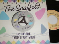 """7"""" - Scaffold Lily the Pink & Thank u very much # 2373"""