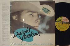 DWIGHT YOAKAM : GUITARS, CADILLACS, ETC. ETC.   -   1986  LP  USA