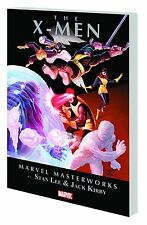 MARVEL MASTERWORKS: X-MEN VOL #1 TPB Stan Lee & Jack Kirby Comics #1-10 NEW! TP