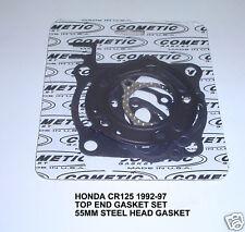 HONDA CR125 CR 125 CR-125 COMETIC C7115 GASKET KIT SET