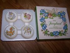 Avon Soap Set Fairyland 4x 25g OVP