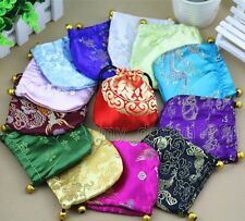 New 20pcs Pouch Silk Bag Kit Small Brocade Jewelry Packing Chinese Gift bags