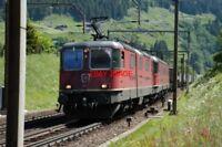 PHOTO  SWITZERLAND 2006 WASSEN   LOCO NO 11274