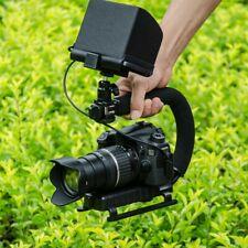 C-Shape Stabilizer Bracket Handheld Grip Tripod Head Phone Stand For SLR Camera