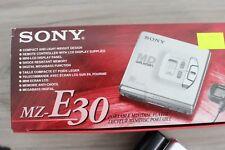 SONY MZ- E30 Mini Disc Walkman MD Player in OVP