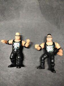 WWF Hasbro The Nasty Boys Action Figure Series 4 1992
