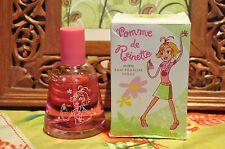 parfum EDT Pomme de reinette Yves Rocher spray 75 ml vintage rare
