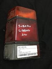SUBARU LIBERTY L SERIES 85-94 GX WAGON LH LEFT HAND TAIL LIGHT