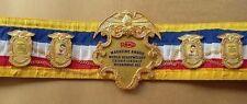 MUHAMMAD ALI Ring Magazine exact boxing belt - BEST GIFT FOR A MEN