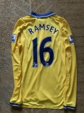Arsenal Match Issue Ramsey VERY RARE L