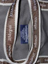 """J.P. Morgan JP Morgan Chase JPMC 17"""" Original Duffel Trader Banker Bag *Gray NEW"""