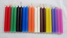 "MINI 4"" 20 ASSORTED CANDLES MAGICK SET #2 (Spell Chime Altar Wicca Ritual)"