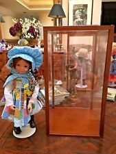 Ashton Drake Holly Hobby Doll - Includes Stand and Display Case