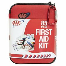 Commuter First Aid Kit 85 Piece Set Car Home Bandage Hiking Camping Travel Gear