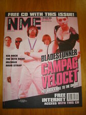 NME 1999 OCT 2 KID ROCK BETA BAND IDLEWIND ARAB STRAP