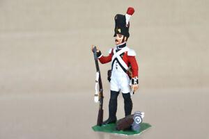 KEN KEARSLEY of ENGLAND NAPOLEONIC GERMAN AUSTRIAN FUSLIER SOLDIER nz