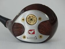 VINTAGE REFINISHED JAPANESE Golf Club Driver - stiff flex